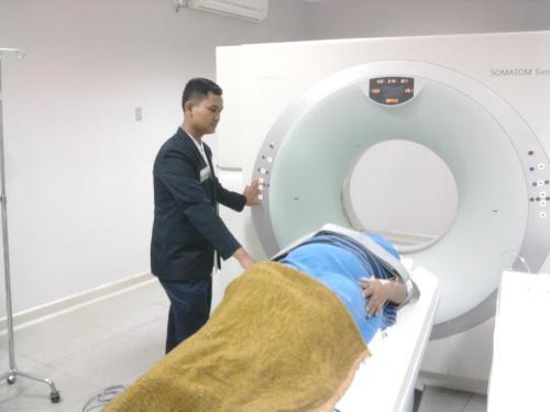 Saya dan Radiologi
